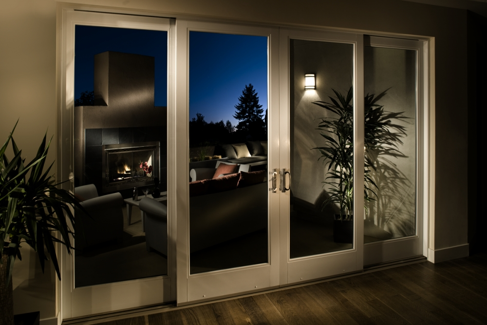 Gallery chs of az for 3 sliding glass doors